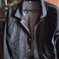 Отдается в дар джинсовая женская куртка. 46 — 48 размера