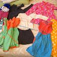 Отдается в дар пакет одежды для девочки 98