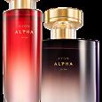 Отдается в дар туалетная вода Avon Alfa (для женщин)