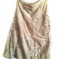Отдается в дар Шикарная вельветовая юбка, НО с дефектом