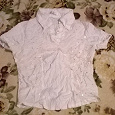 Отдается в дар блузочка для девочки