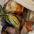 Отдается в дар Хлеб в ассортименте нарезка, с магазина