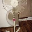 Отдается в дар напольный вентилятор Maxwell mw-3501