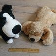 Отдается в дар Мягкие игрушки — 2 собачки