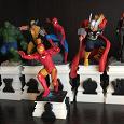 Отдается в дар Фигурки из коллекции «Marvel Супергерои. Шахматный курс»