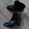 Отдается в дар ботинки 35 размер
