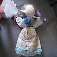 Отдается в дар Кукла оберег, ручная работа