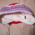 Отдается в дар Детская зимняя шапка
