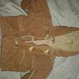 Отдается в дар Курточка теплая на 1 год
