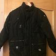 Отдается в дар Утепленная куртка для мальчика 10-12 лет
