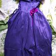 Отдается в дар Платье нарядное детское