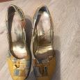 Отдается в дар Туфли кожаные 40 размер