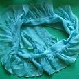 Отдается в дар корсет, шарф волан, вставки