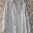 Отдается в дар Мужская рубашка 50 — 52 размер