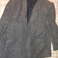 Отдается в дар Мужской пиджак размер 52 — 54
