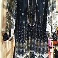 Отдается в дар Этническое платье 44р.