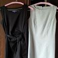 Отдается в дар Два платья XS — S