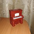 Отдается в дар Игрушка пианино