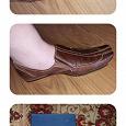 Отдается в дар Туфли кожаные
