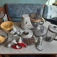 Отдается в дар Кухонный комбайн частично рабочий