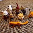 Отдается в дар коллекционные игрушки из Макдональдса