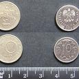 Отдается в дар Монеты Болгарии и Польши