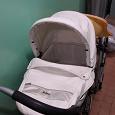 Отдается в дар Коляска для новорожденного Эмалюнга