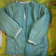 Отдается в дар Утеплитель — поддёва — подкладка для куртки рост 140-примерно