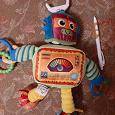 Отдается в дар Робот подвеска tomy lamaze