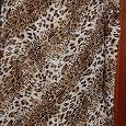 Отдается в дар Шарфик платок леопардовый
