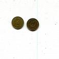 Отдается в дар В коллекцию — Болгария 2 стотинки 1962 и 1974