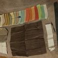 Отдается в дар Куски ткани для рукоделия