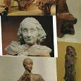 Отдается в дар Открытки из набора Деревянная скульптура С.Коненкова