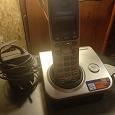 Отдается в дар Радиотелефон с АОНом Panasonic KX-TG7205RU
