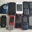 Отдается в дар 10 телефонов на запчасти