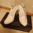 Отдается в дар Туфли женские. Размер 37