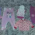 Отдается в дар Одежда для девочки 62-68