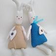 Отдается в дар Парочка зайцев