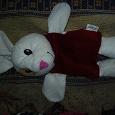 Отдается в дар Игрушка-заяц для кукольного театра