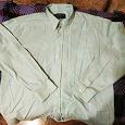 Отдается в дар Рубашка мужская р.52-54