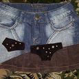 Отдается в дар Две оригинальные джинсовые юбочки девочке-подростку