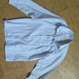 Отдается в дар Рубаха школьная для мальчика рост 128