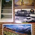 Отдается в дар 4 открытки из трёх стран
