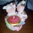 Отдается в дар Сувенир свеча