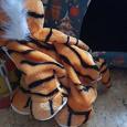 Отдается в дар Сумка — тигр