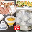 Отдается в дар Формы для варки яиц без скорлупы