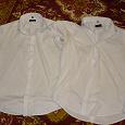 Отдается в дар Рубашки мужские L (46-48 размер)