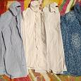 Отдается в дар школьные блузки и пиджак дли девочки р.158