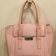 Отдается в дар Розовая сумка кожзам