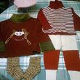 Отдается в дар Тёплые вещи для девочки